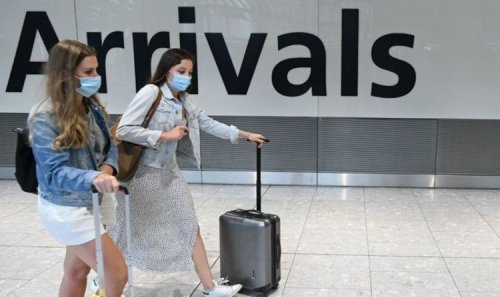 Boris set to drop quarantine requirement for EU and US travellers as UK opens to world