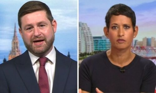 Naga Munchetty makes U-turn after stumbling in Jim McMahon interview 'Sorry, not clear'