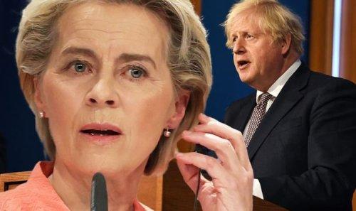 Brexit LIVE: Boris stunned by latest EU offer – needs Von der Leyen to make one concession
