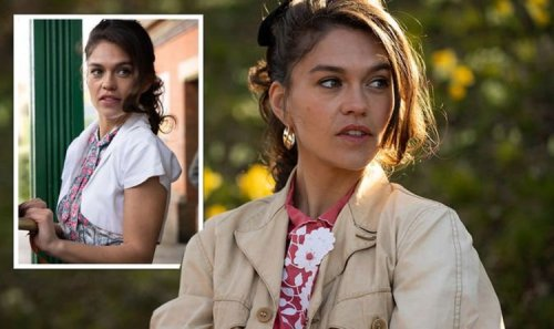 The Larkins: Mariette actress Sabrina Bartlett makes confession about rehearsing