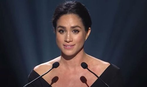 Meghan Markle's standing ovation claim debunked by video before Harry's Vax Live event