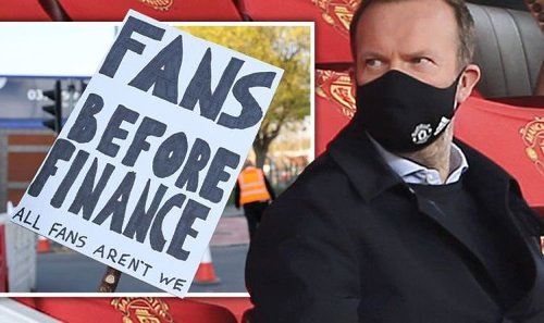 European Super League: Ed Woodward resigns as Man Utd, Liverpool, Arsenal pull out