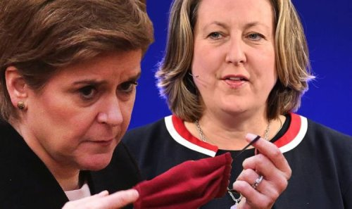 Sturgeon humiliated as damning data shows importance of UK to Scottish trade