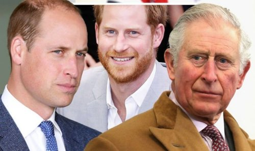Harry and Meghan 'upset' Royal Family as 'worried' William and Charles 'don't trust' them