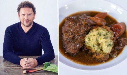 James Martin: Chef shares recipe for beef stew 'comfort food'