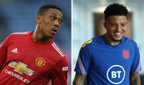 Man Utd looking to sell Anthony Martial 'with Jadon Sancho shirt number in mind'
