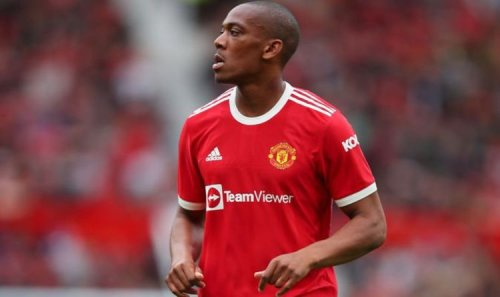 Anthony Martial's comments on Arsenal as Man Utd put star up for sale