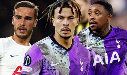 Three Tottenham fringe players who failed to make impression against Vitesse Arnhem