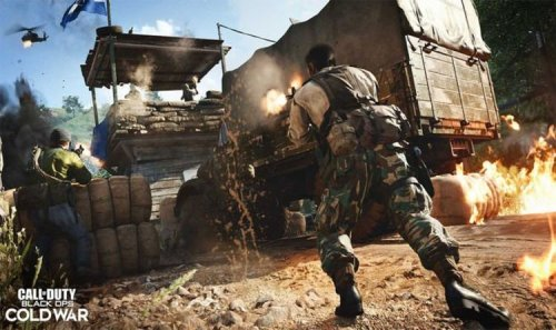 Call of Duty Cold War and Warzone update ahead of Double XP event