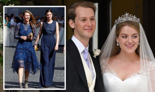 THREE royal weddings you might have missed this month - all the details