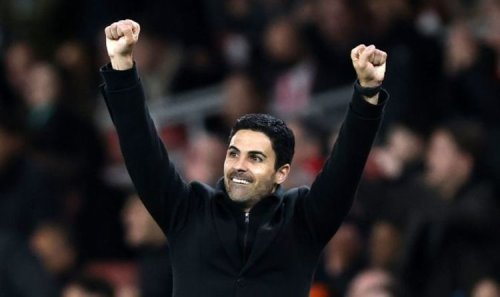 Arsenal boss Mikel Arteta lays down gauntlet to 'youngest Prem side' after Aston Villa win