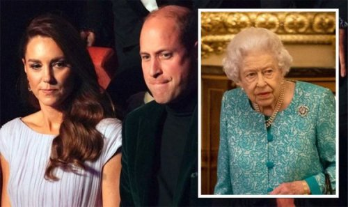 Time to step up, Kate and William! Cambridges under pressure as Queen cancels COP26 trip
