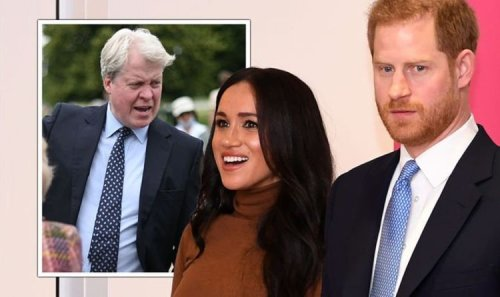 Meghan Markle and Prince Harry should 'follow Charles Spencer's example' in title usage
