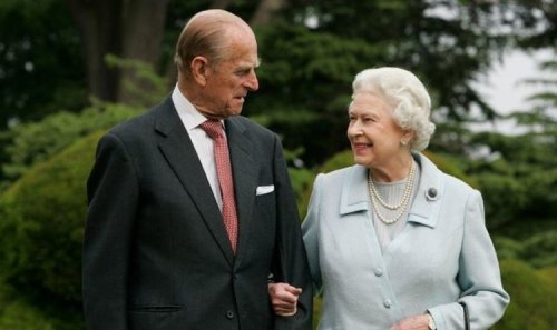 Queen could silence Prince Philip 'with just one word or look' if he exploded into a rage