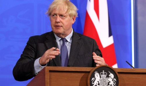 Lockdown could end EARLY: Boris confirms major decision on Monday as data improves