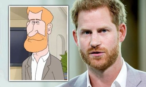 Prince Harry brutally mocked in new animated series focused on Prince George