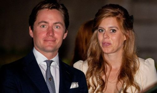 Princess Beatrice recycled a Gucci dress following Kate's Earthshot awards example