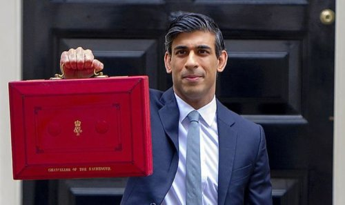 Pay rises for 8 MILLION as Rishi Sunak increases minimum wage to £9.50 an hour