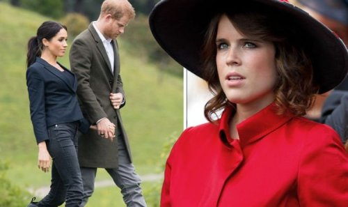 Princess Eugenie's work-life balance may be envied by Harry and Meghan