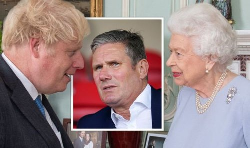 Boris Johnson finds Queen Elizabeth II 'more taxing than Starmer' - 'does her research'