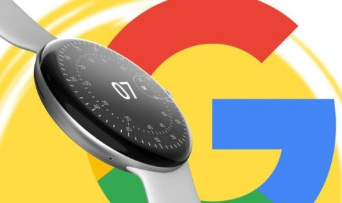 Google Pixel Watch design leaks and looks to borrow from both Galaxy Watch and Apple Watch