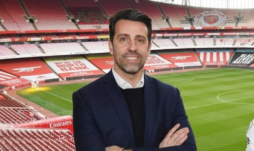 Arsenal face fresh transfer blow as Edu forced back to drawing board