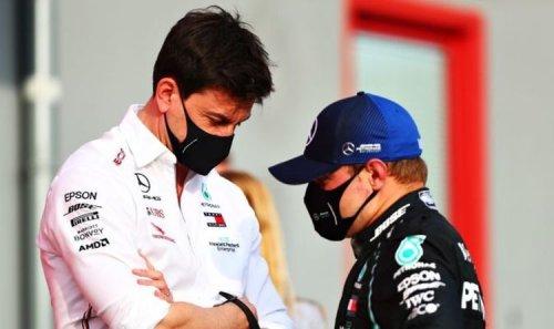 Toto Wolff has key reason for keeping Valtteri Bottas as Lewis Hamilton partner