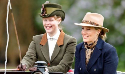 Queen 'not as excited' by Prince Philip's sweet gesture to Lady Louise, says Sophie Wessex