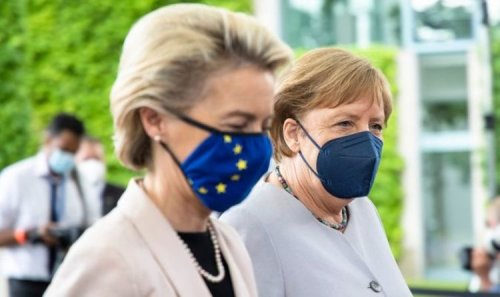 Germany frantically calls for more to be vaccinated as EU's AstraZeneca shame sets in