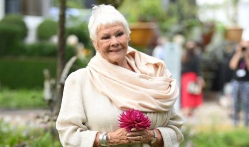 Dame Judi Dench hopes Queen will 'have a little wander' after missing Chelsea Flower Show