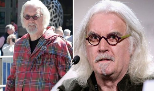 Billy Connolly says neighbour was 'going to shoot' stranger over missing pet