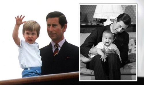 Prince Charles and Camilla pay tribute to William on birthday with adorable rare photo
