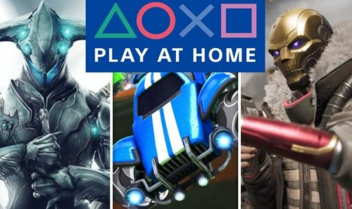 PlayStation Play at Home free PS4 and PS5 DLC: Date, time and contents of NEW Sony drop