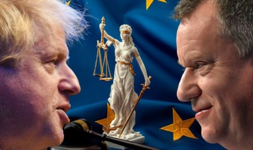 Brexit is 'meaningless' if EU has court control over UK, Britons furious at ECJ ultimatum