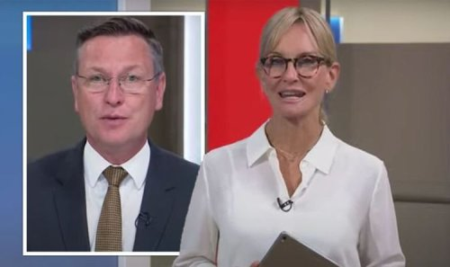 'You're always on the fiddle!' Jacquie Beltrao shocked at Stephen Dixon jibe on Sky News