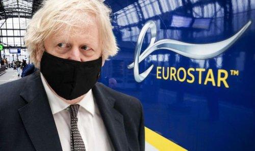 Eurostar could force Boris Johnson into UK bailout despite France row
