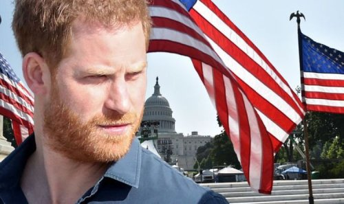 Prince Harry swaps Queen's English for Americanisms in desperate bid to 'be liked'