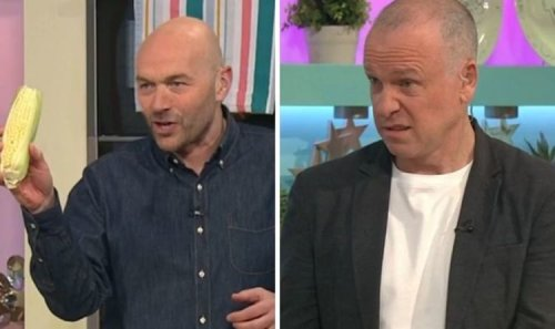 Sunday Brunch viewers horrified by Simon Rimmer's sweetcorn dish 'Stop getting food wrong'