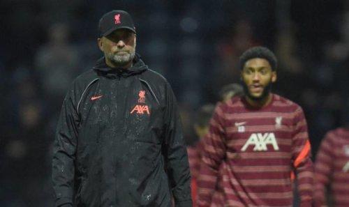 Three Liverpool stars fail to send Jurgen Klopp message as Reds survive Preston scare
