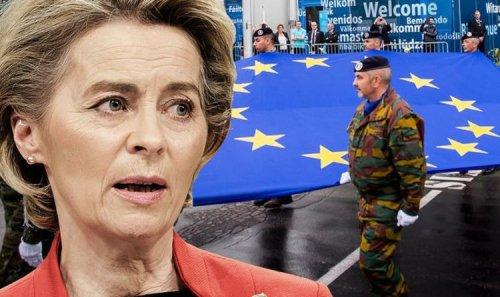EU army row: Von der Leyen warned as leaders split over Turkey 'Trojan horse' demands