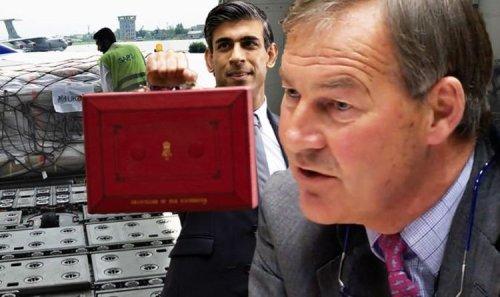 Rishi Sunak's foreign aid U-turn savaged: 'Waste of money after do-gooder pressure'
