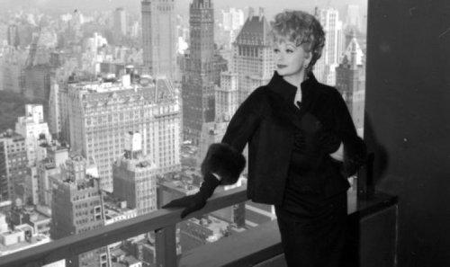 Secret heartbreak behind Lucille Ball's facade of all-American girl