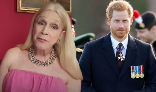 'He failed English at Eton' Prince Harry's 'not capable' of writing a book, claims Lady C