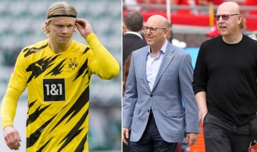 Man Utd may try to sign four stars including Erling Haaland after Joel Glazer transfer vow
