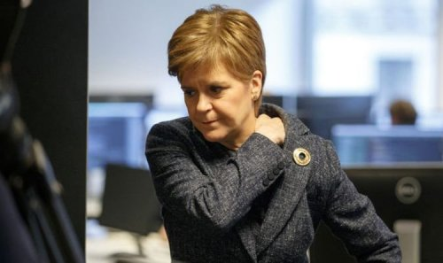 'Denying Scotland's ability to prosper!' Sturgeon mocked as Scots lose out on Freeports