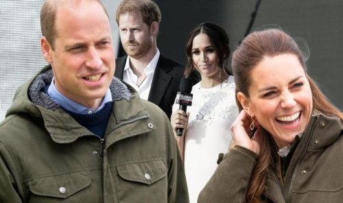 Kate and William much better role models than Meghan and Harry - poll