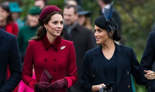 Kate sent 'invisible sign' to Meghan Markle during Prince Philip's funeral – new analysis