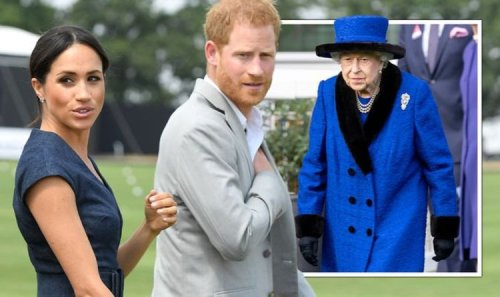 Royal Family LIVE: Meghan Markle and Prince Harry must make 'clean break' and ditch titles