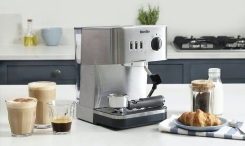 Breville launches new home espresso machine - where to get