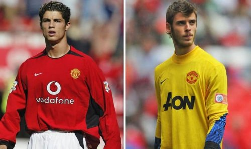 Manchester United may have another Cristiano Ronaldo and David De Gea